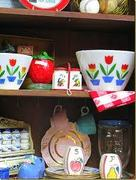 Tulip Bowls