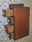 cobblers wall mounted drawer unit