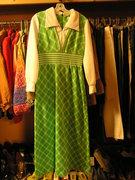Vintage empire waist dress..$20