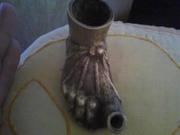 Grecian foot 14