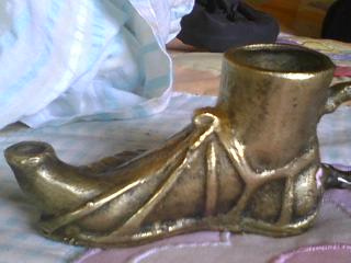 Grecian foot 7