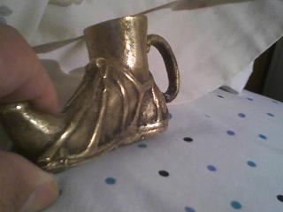 Grecian foot 5