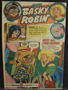 Basky & Robin Comic Book - Pink Goose