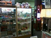 Eco Chic's Easter Booth at Antiques on Broadway; Fargo, ND