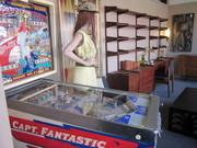 Elton John Captain Fantastic Pinball Machine