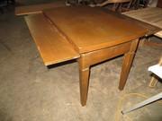 antique lift table 001