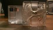 24% Handcut Crystal box