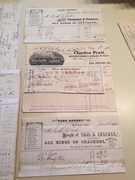Any value to these old receipts?