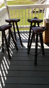 Very old stools