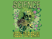 Science Needs Your Brain