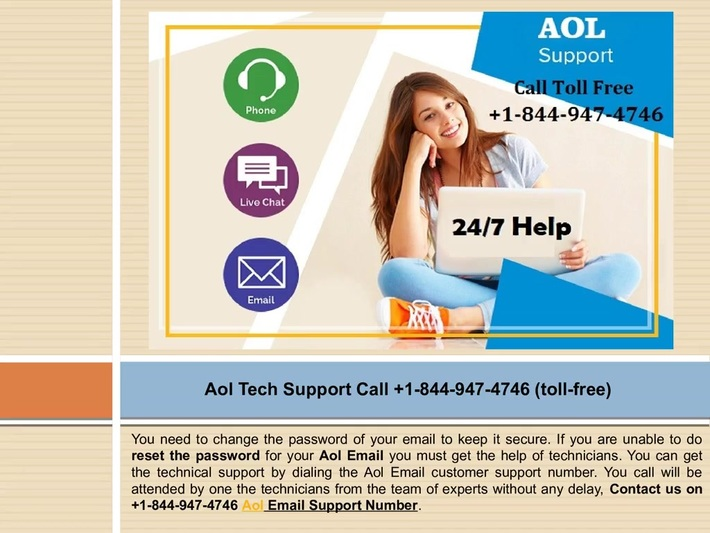 Aol Email Top Issues should be fixed on immediate notice Contact +1-844-947-4746 AOL Email Support