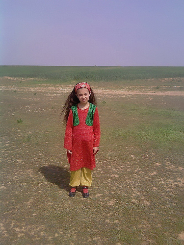 Traditional Kurdish dress [02]