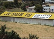 JesusIs4Lease- Real Cheap Too!
