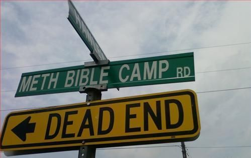 Damn right it's a dead end
