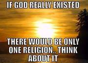 If God Really Existed
