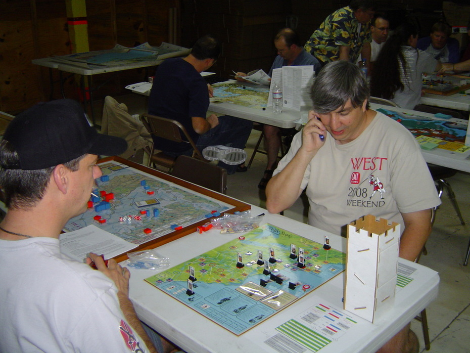 Washington's War at GMT West 2