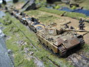 Gen Con Indy Debut of Frontline General: Italian Campaign Introduction