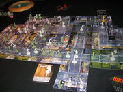 Zombies!!! The boardgame