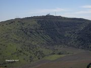 Israeli SIGINT station on the Golan Heights