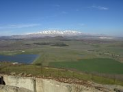 Valley of Tears and Mount Hermon