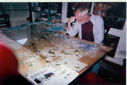 American commander ponders D Day decisions in Battle for Normandy 2010