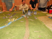 Opening moves French Right flank