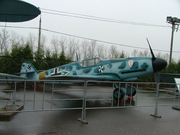Me 109g captured at kursk