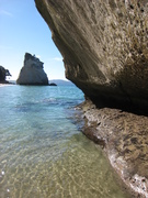 Cathedral Cove view 2