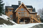 Avalon Log Homes- Timber frame Homes
