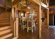 Avalon Log Homes- Log Home Interiors