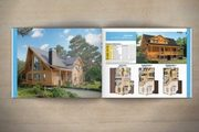 The latest edition of the Log Home Plan Book
