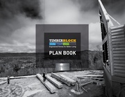 Timber Block Log Home Plan Book