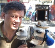 Chile  with a Llama