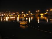 Ponte sobre o río Eume