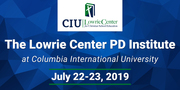 The Lowrie Center PD Institute (2019 IICSE)