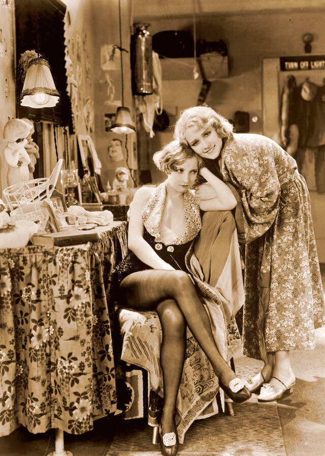 """Bessie Love and Anita Page - """"Backstage Blues"""""""
