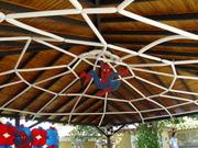 Decoracion de Hombre Araña por LIZET PEREZ