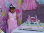Pastel de princesas cumple