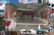 Salon Decorado de Mickey and Minnie Mouse