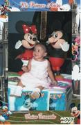 Cumpleaños de Mickey and Minnie Mouse