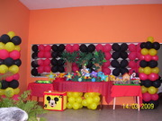 Decoración Mickey Mouse