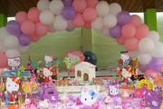 Decoraciones Hello Kitty