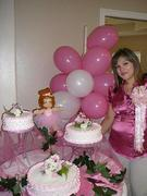 Mi Baby Shower de BaiLarinas
