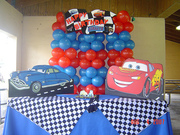 decoracion fiesta CARs