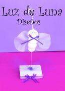 Mariposa porta fotos