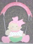cartel de niña