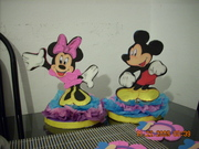 cumpleaños micky y minni