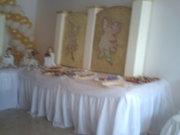 mesa para los dulces