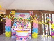 decoracion princesas