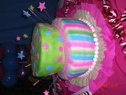 torta de os 4 añitos de princesita